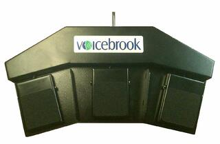 foot pedal for speech recognition