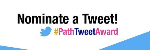 PathTweetAward