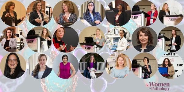 women in pathology month